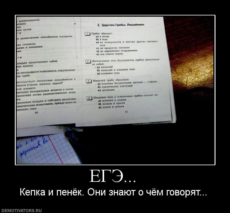 тесты егэ по русскому за 2014г